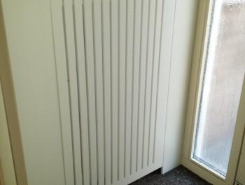 Verwarmings ombouw