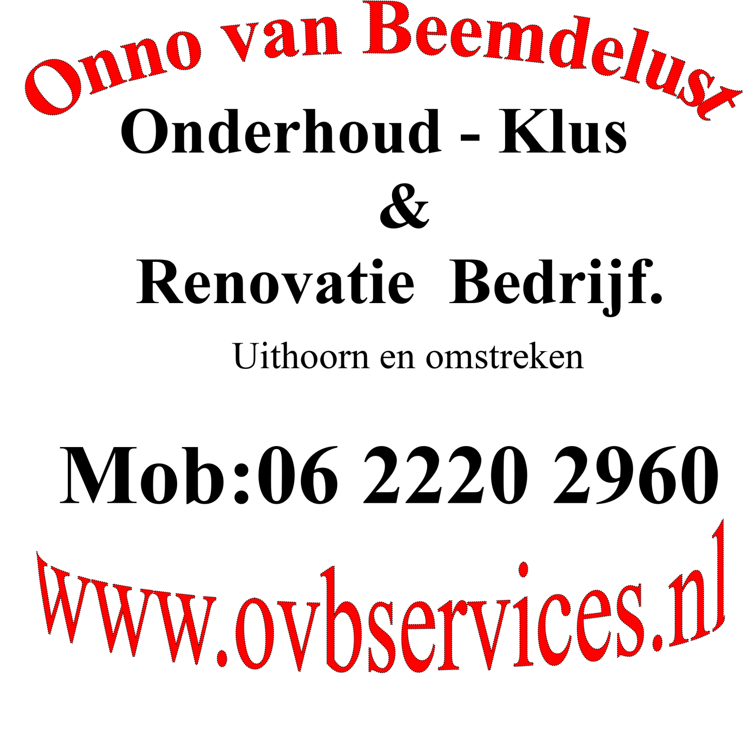OVB SERVICES